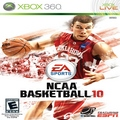 NCAA Basketball 10 (Xbox 360) kody