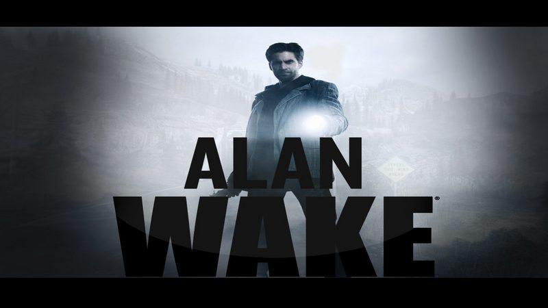 Alan Wake jak pierwszy odcinek serialu
