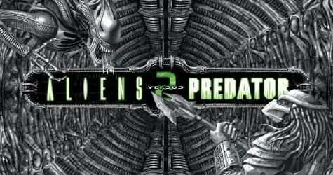 Aliens vs Predator 2 - Alien intro