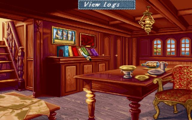 High Seas Trader – pełna wersja (DOS)