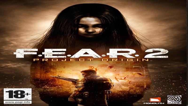 F.E.A.R.  2 - najstraszniejsze momenty w grze #2