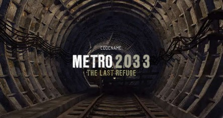 Metro 2033 - gameplay (CAM)