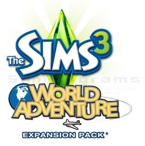 Sims 3: Wymarzone Podróże - krajobrazy z gry