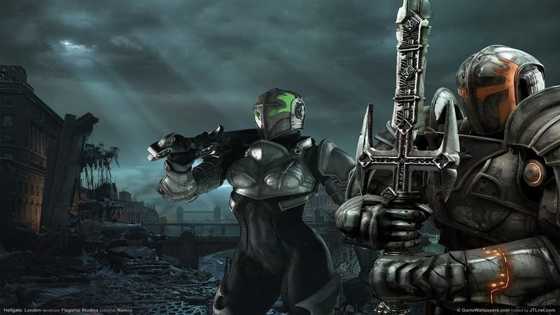 Hellgate: London - muzyka z gry (For the Living)
