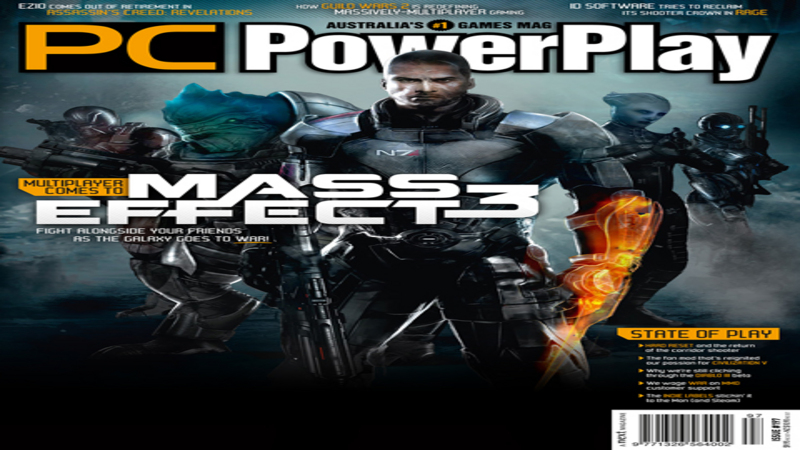 Potwierdzony multiplayer w Mass Effect 3