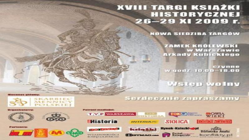 CD Projekt na XVIII Targach Książki Historycznej !