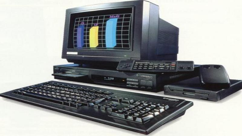 Amiga vs stary gry na PC (DOS)