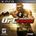 UFC Undisputed 2010 (PS3) kody