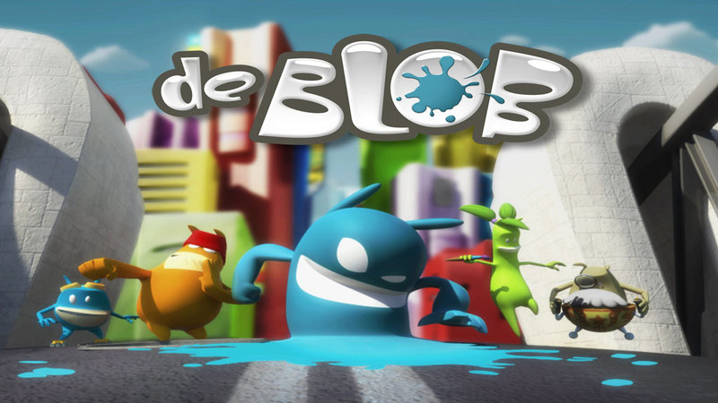 Kody do de Blob (Wii)