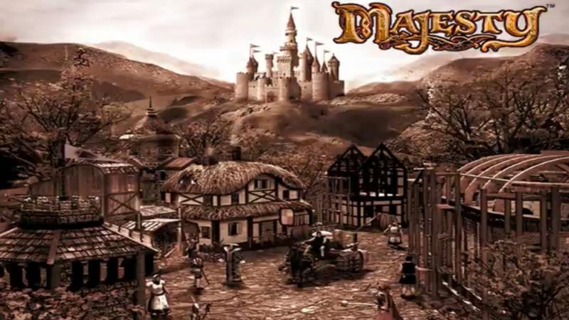 Majesty - muzyka z gry