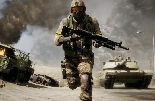 Battlefield: Bad Company 2 - trainer +5 (dla v1.0.1.0)