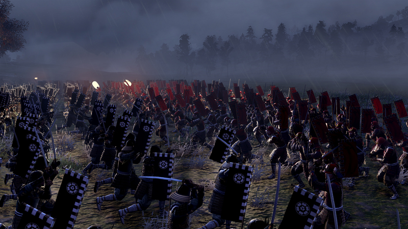 Total War Shogun 2 - zwiastun