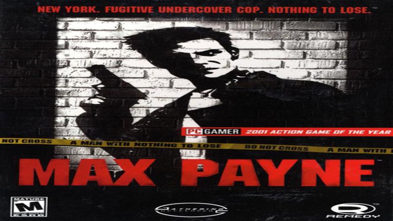 Max Payne - animacja we fash'u