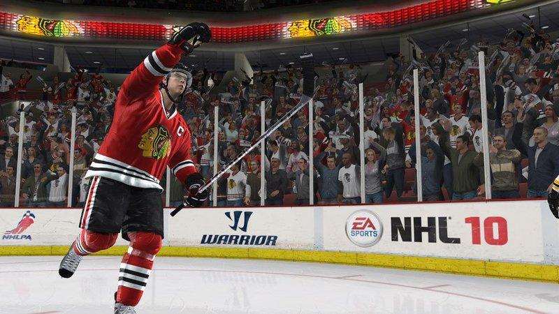 Kody do NHL 10 (PS3)