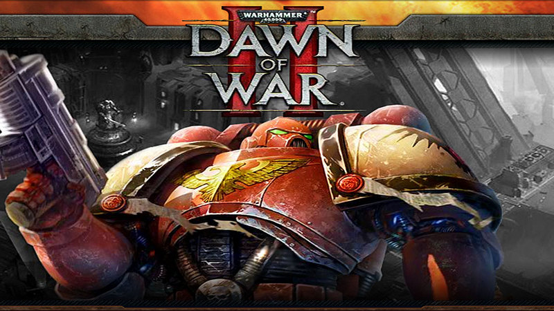 Dawn of War 2  - teaser trailer 2