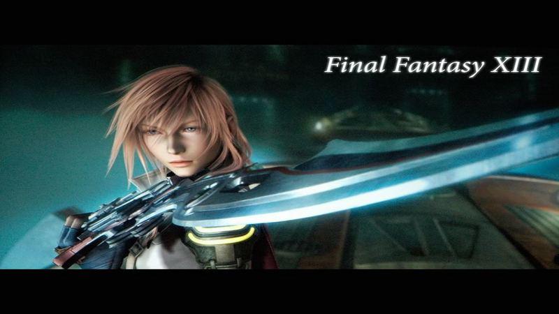 Bohaterowie Final Fantasy mówią już po angielsku