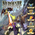 Heroes of Might & Magic IV - muzyka z gry (Floating Across Water)