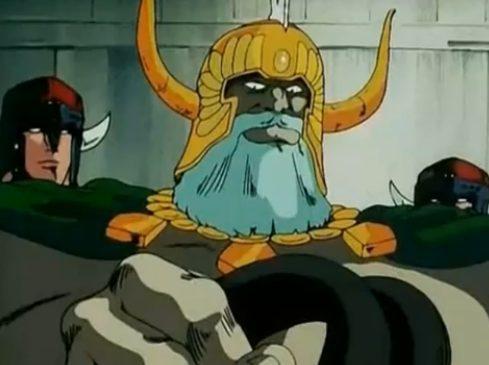 Daisuke Gouri - (Dragon Ball - mr Satan)