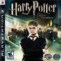 Harry Potter and the Order of the Phoenix (PS3) kody