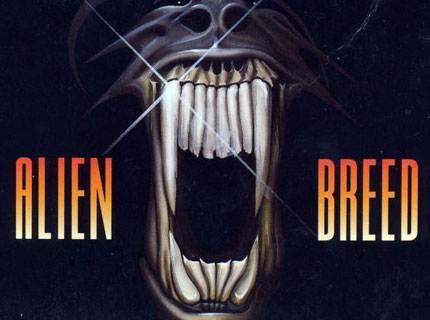 Alien Breed - Początek gry (Amiga)