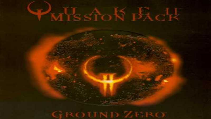 Quake II Mission Pack: Ground Zero (PC; 1998) - Zwiastun