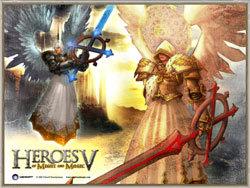 Heores of Might & Magic V - muzyka i motyw przewodni z gry