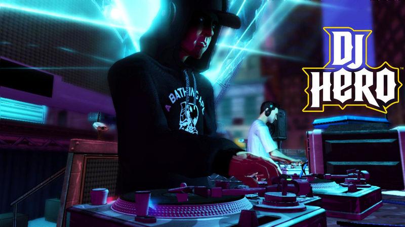 Kody do DJ Hero (PS3)