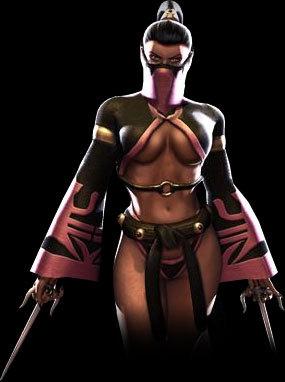 Mortal Kombat - Mileena