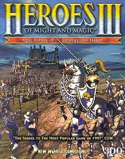 Heroes of Might & Magic III - muzyka z gry (Zamek)