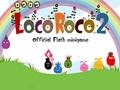 LocoRoco 2: Official Flash minigame