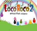 LocoRoco 2: Official Flash minigame