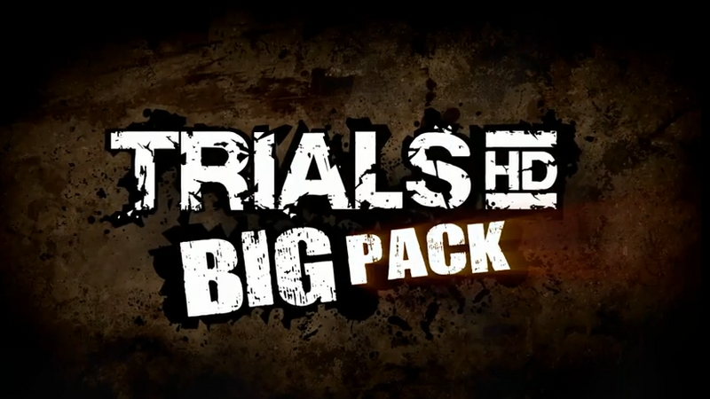 Trials HD: Big Pack - Teaser