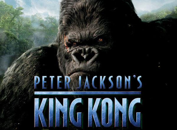 Peter Jackson's King Kong (2005) - Pokaz rozgrywki (King Kong)