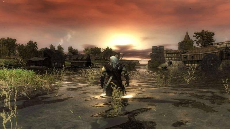 Wiedźmin - soundtrack (bitwa)