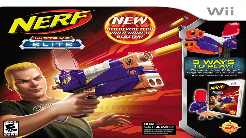 Kody do Nerf: N-Strike Elite (Wii)