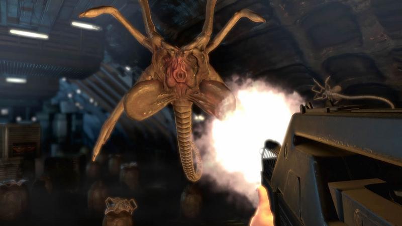 Aliens: Colonial Marines ma się dobrze