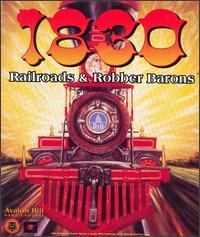 1830 Railroads & Robbers Barons - gameplay (DOS)