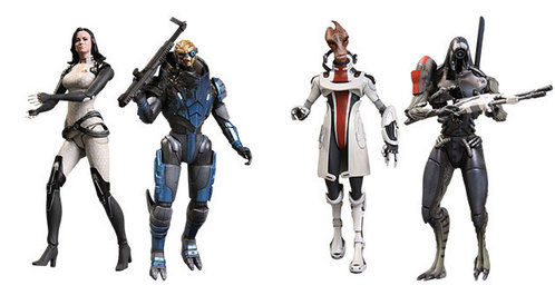 Mass Effect 3 - figurka za DLC