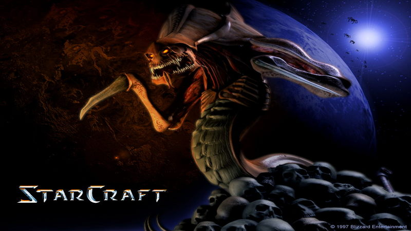 Kody do StarCraft (PC)