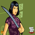 Kody do Grand Theft Auto: Chinatown Wars (NDS)