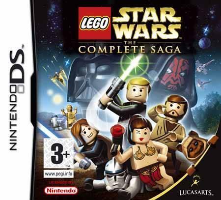 Lego Star Wars The Complete Saga Galeria Playapl Gry