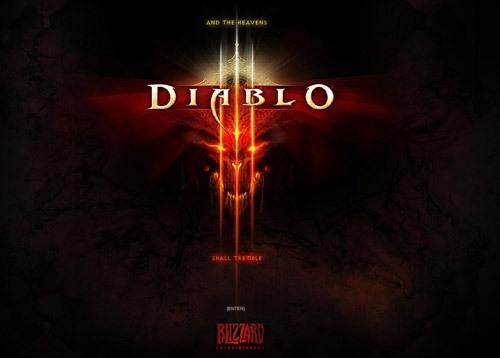 Diablo III w 2012 roku