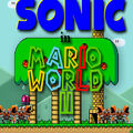 Sonic in Mario World II