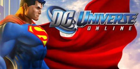 DC Universe Online - gameplay