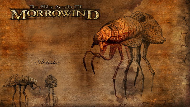 The Elder Scrolls III: Morrowind - soundtrack (Love Lost)