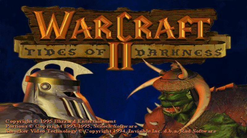 Warcraft II: Tides of Darkness - Intro