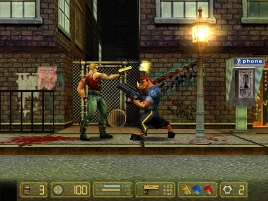 Duke Nukem: Manhattan Project - gameplay
