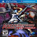 Earth Defense Force 2017 Portable (PSV) kody