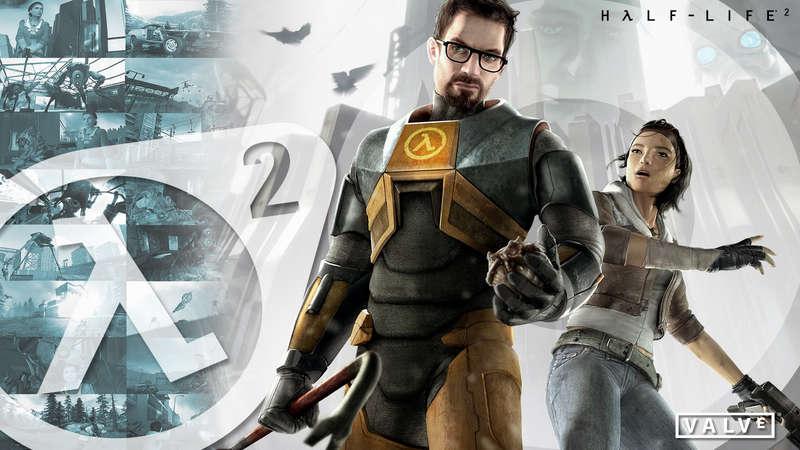 Zagraj w odnowione Half-Life 2