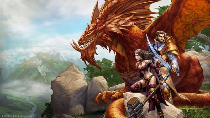 EverQuest Next nową generacją MMORPG